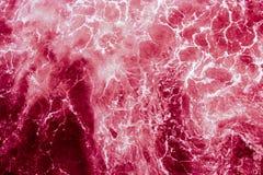 Ljust rött med abstrakt bakgrund för vita åder, blickar som Royaltyfria Foton