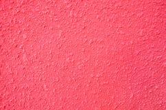 Ljust - rosa vägg för bakgrunden arkivfoton