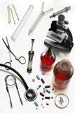 läkarundersökning Arkivbilder