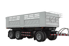 LKW-Anhänger Stockfotos