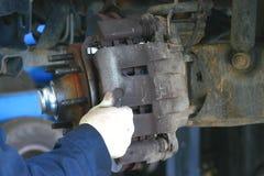 LKW-Bremsen 3 Lizenzfreies Stockbild