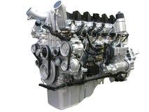 LKW-Motor lizenzfreies stockbild