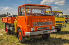 LKW-Stern 28 Stockfotos