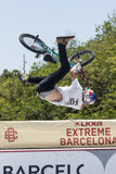 LKXA BARCELONA EXTREMA - BMX Fotos de archivo
