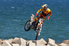 LKXA EXTREME BARCELONA - FMX Stock Photo