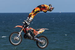 LKXA EXTREME BARCELONA - FMX Stock Photos