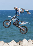 LKXA EXTREME BARCELONA - FMX Royalty Free Stock Photos