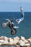 LKXA EXTREME BARCELONA - FMX Stock Photography