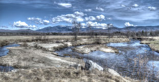 Ll de Mountain View Image libre de droits