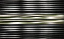 Ll di struttura del metallo Fotografie Stock Libere da Diritti