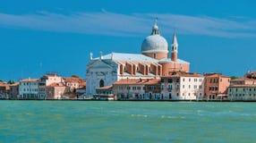 ll Redentore in Venedig Stockfotos