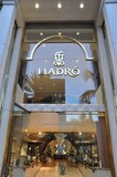 Lladro store at Rodeo Drive Royalty Free Stock Photos