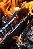 Llama ardiente Imagen de archivo