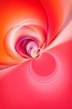 Llama del alma del fractal ilustración del vector