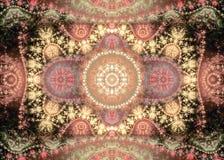 Llama del fractal Fotografía de archivo libre de regalías
