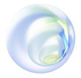 Llama del gas en la esfera Libre Illustration