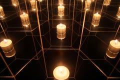 Llama infinita Foto de archivo libre de regalías