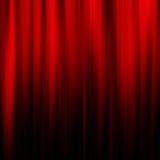 Llama roja abstracta stock de ilustración