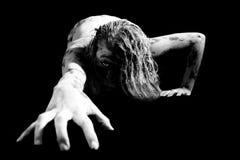 Llamada del horror Fotos de archivo libres de regalías