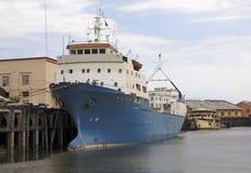 Llamada portuaria Foto de archivo libre de regalías