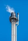 Llamarada del gas Fotos de archivo