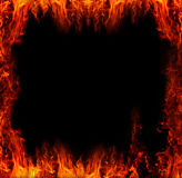 Llamas del fuego Imagen de archivo