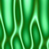 Llamas verdes abstractas ilustración del vector