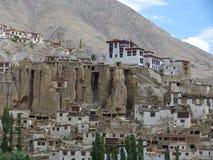 Llamayuru, templo tibetano Imagen de archivo
