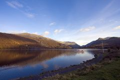 Llanberis Stock Photography