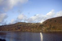 Llanberis Royalty Free Stock Photo
