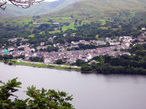 Llanberis - Wales landscape Stock Images