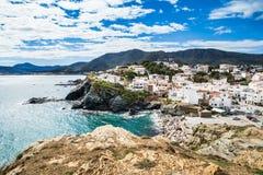Llanca - Costa Brava Fotografering för Bildbyråer
