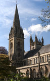 Llandaff Cathedral, Wales, UK Stock Photography