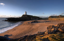 Llanddwyn Island Royalty Free Stock Photos