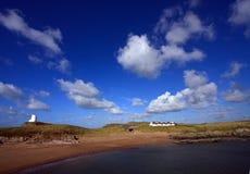 On Llanddwyn Island Stock Image