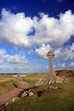 On Llanddwyn Island Royalty Free Stock Images