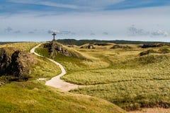 Llanddwyn Island, Anglesey Stock Image
