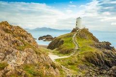 Llanddwyneiland - Anglesey Stock Foto