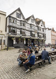 Llandoger Trow Royalty Free Stock Photos