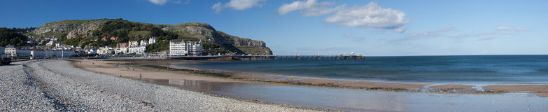 Llandudno royalty free stock photography