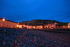 Llandudno Bay at dawn Royalty Free Stock Photography