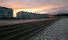 Llandudno beach Stock Photo