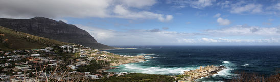 Llandudno, Cape Town Royalty Free Stock Photo