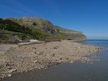 Llandudno, North Wales - beach Stock Images