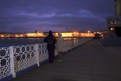 Llandudno Pier Royalty Free Stock Image