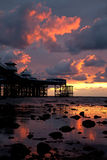 Llandudno Sunrise Stock Photography