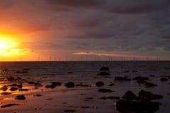 Llandudno Sunrise Royalty Free Stock Photo
