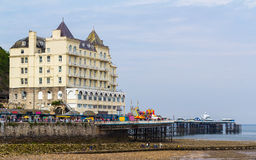 Llandudno Wales Stock Photography