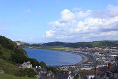 Llandudno, Wales Royalty Free Stock Photos