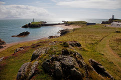 Llandwyn Island Royalty Free Stock Images
